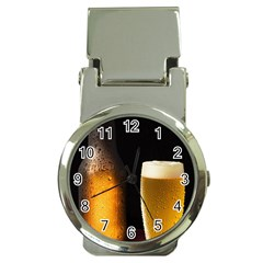 Cold Beer Money Clip Watches by goodart
