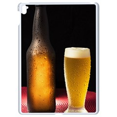 Cold Beer Apple Ipad Pro 9 7   White Seamless Case by goodart