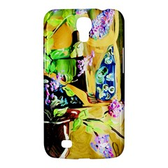Lilac On A Countertop Samsung Galaxy Mega 6 3  I9200 Hardshell Case by bestdesignintheworld