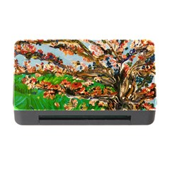 Coral Tree Memory Card Reader With Cf by bestdesignintheworld