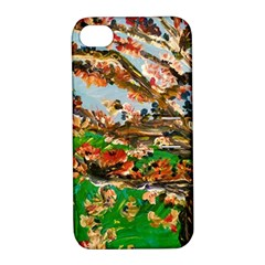 Coral Tree Apple Iphone 4/4s Hardshell Case With Stand by bestdesignintheworld