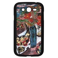 Chochloma Samsung Galaxy Grand Duos I9082 Case (black) by bestdesignintheworld