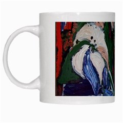 Buckeut In A Blue Jur White Mugs by bestdesignintheworld
