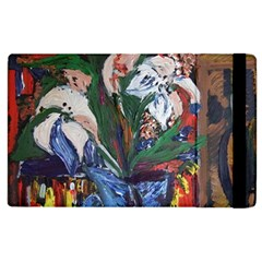 Buckeut In A Blue Jur Apple Ipad 2 Flip Case by bestdesignintheworld