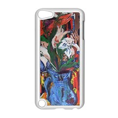Buckeut In A Blue Jur Apple Ipod Touch 5 Case (white) by bestdesignintheworld