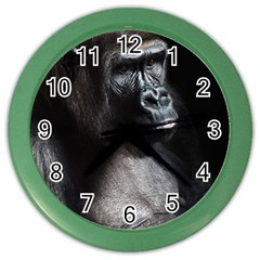 Gorilla Color Wall Clocks
