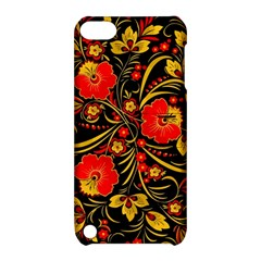 Native Russian Khokhloma Apple Ipod Touch 5 Hardshell Case With Stand