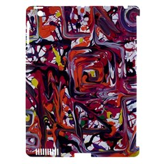 Connections Apple Ipad 3/4 Hardshell Case (compatible With Smart Cover) by bestdesignintheworld