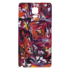 Connections Galaxy Note 4 Back Case by bestdesignintheworld