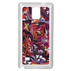 Connections Samsung Galaxy Note 4 Case (white) by bestdesignintheworld