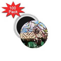 Blooming Tree 2 1 75  Magnets (100 Pack)  by bestdesignintheworld