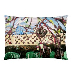 Blooming Tree 2 Pillow Case by bestdesignintheworld