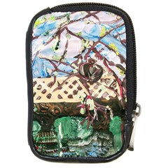 Blooming Tree 2 Compact Camera Cases by bestdesignintheworld