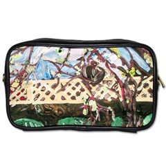 Blooming Tree 2 Toiletries Bags 2 Side by bestdesignintheworld