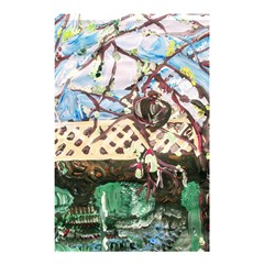 Blooming Tree 2 Shower Curtain 48  X 72  (small)  by bestdesignintheworld