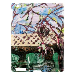 Blooming Tree 2 Apple Ipad 3/4 Hardshell Case by bestdesignintheworld