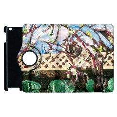 Blooming Tree 2 Apple Ipad 3/4 Flip 360 Case by bestdesignintheworld