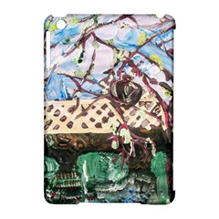 Blooming Tree 2 Apple Ipad Mini Hardshell Case (compatible With Smart Cover)