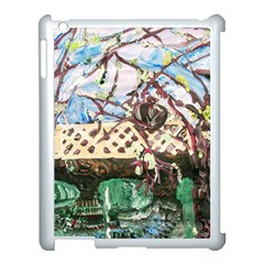 Blooming Tree 2 Apple Ipad 3/4 Case (white)