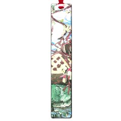Blooming Tree 2 Large Book Marks by bestdesignintheworld