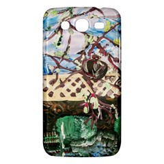 Blooming Tree 2 Samsung Galaxy Mega 5 8 I9152 Hardshell Case  by bestdesignintheworld