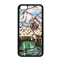 Blooming Tree 2 Apple Iphone 5c Seamless Case (black) by bestdesignintheworld