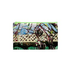 Blooming Tree 2 Cosmetic Bag (xs) by bestdesignintheworld
