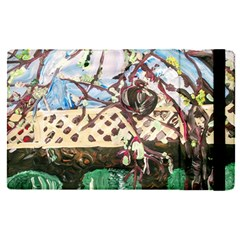 Blooming Tree 2 Apple Ipad Pro 12 9   Flip Case by bestdesignintheworld