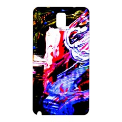 Blue Flamingoes Samsung Galaxy Note 3 N9005 Hardshell Back Case