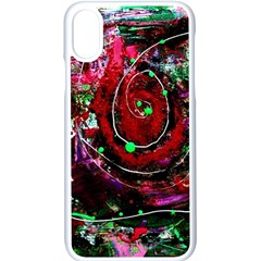 Bloody Coffee 7 Apple Iphone X Seamless Case (white) by bestdesignintheworld