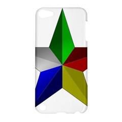 Druze Star Apple Ipod Touch 5 Hardshell Case by abbeyz71