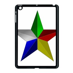 Druze Star Apple Ipad Mini Case (black) by abbeyz71