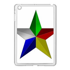 Druze Star Apple Ipad Mini Case (white) by abbeyz71