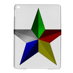 Druze Star Ipad Air 2 Hardshell Cases by abbeyz71
