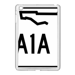Florida State Road A1a Apple Ipad Mini Case (white) by abbeyz71