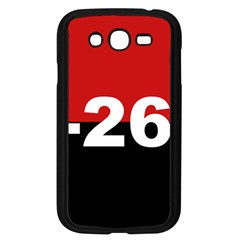 The 26th Of July Movement Flag Samsung Galaxy Grand Duos I9082 Case (black) by abbeyz71