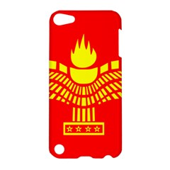Aramean Syriac Flag Apple Ipod Touch 5 Hardshell Case by abbeyz71