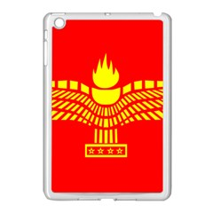 Aramean Syriac Flag Apple Ipad Mini Case (white) by abbeyz71