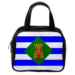 Flag Of Vieques Classic Handbags (one Side) by abbeyz71