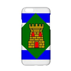 Flag Of Vieques Apple Iphone 6/6s Hardshell Case by abbeyz71