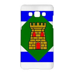 Flag Of Vieques Samsung Galaxy A5 Hardshell Case  by abbeyz71