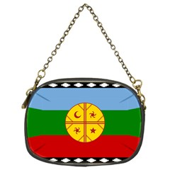 Flag Of The Mapuche People Chain Purses (two Sides)  by abbeyz71