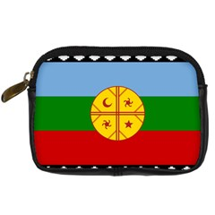 Flag Of The Mapuche People Digital Camera Cases by abbeyz71