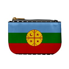 Flag Of The Mapuche People Mini Coin Purses by abbeyz71