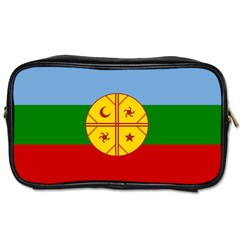 Flag Of The Mapuche People Toiletries Bags 2 Side by abbeyz71