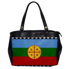 Flag Of The Mapuche People Office Handbags by abbeyz71