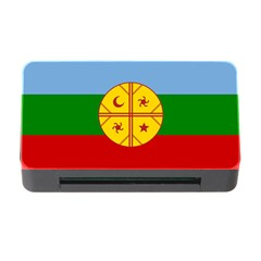 Flag Of The Mapuche People Memory Card Reader With Cf by abbeyz71