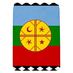 Flag Of The Mapuche People Flap Covers (s)  by abbeyz71
