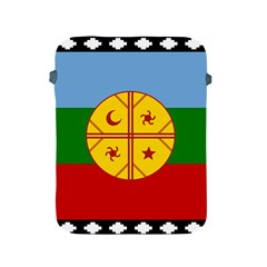 Flag Of The Mapuche People Apple Ipad 2/3/4 Protective Soft Cases by abbeyz71