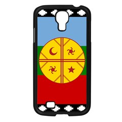 Flag Of The Mapuche People Samsung Galaxy S4 I9500/ I9505 Case (black) by abbeyz71